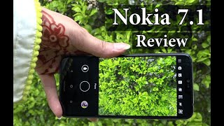Nokia 7.1 Detaile Review in Urdu | An Affordable Budget Phone