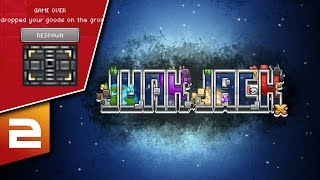 Junk Jack X | Let's Play | Episode: 2 Basics Are Basic & Cows Are Rude!