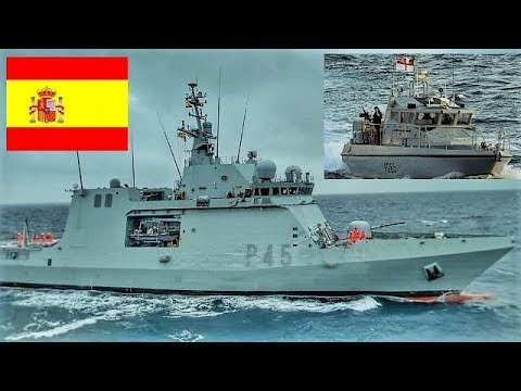 A Los Tiros, España Vs Reino Unido - Gibraltar