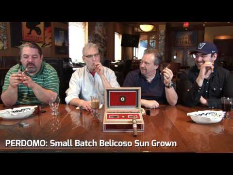 Perdomo Small Batch 2005 Sun Grown Cigar Review - Cigar Advisor Magazine