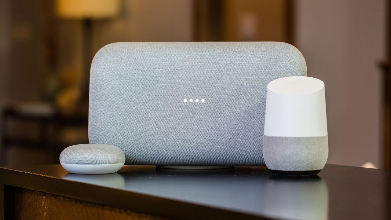 change voice on google home