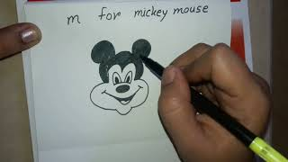 Learn to Draw from Small Alphabets (a-z) | Easy Drawings for Kids | Learn abc with FUN