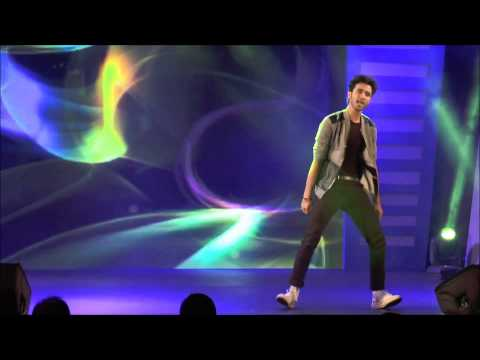 Raghav (Crockroaxz) Dance Performance @ Mahesh Tutorials AFAE 2015