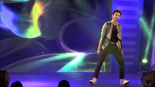 Raghav (Crockroaxz) Dance Performance @ Mahesh Tutorials AFAE 2015