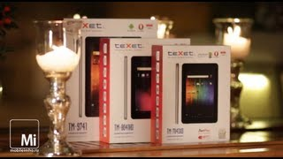 Планшеты Texet 7, 8 и 10 дюймов. Какой размер лучше?(mobileimho.ru знакомится с новой серией планшетов от компании Texet TM-7043XD, TM-8041HD и TM-9741, объединенных одними техничес..., 2012-12-14T08:58:59.000Z)
