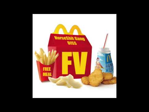 [FRESH] Funk Volume - Happy Meal (Horeshit Gang Diss)