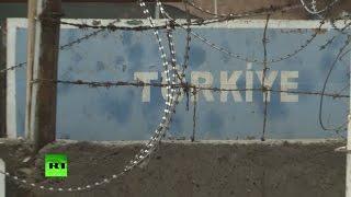Турция практически блокировала границу для мирных сирийцев(, 2016-01-13T07:28:30.000Z)
