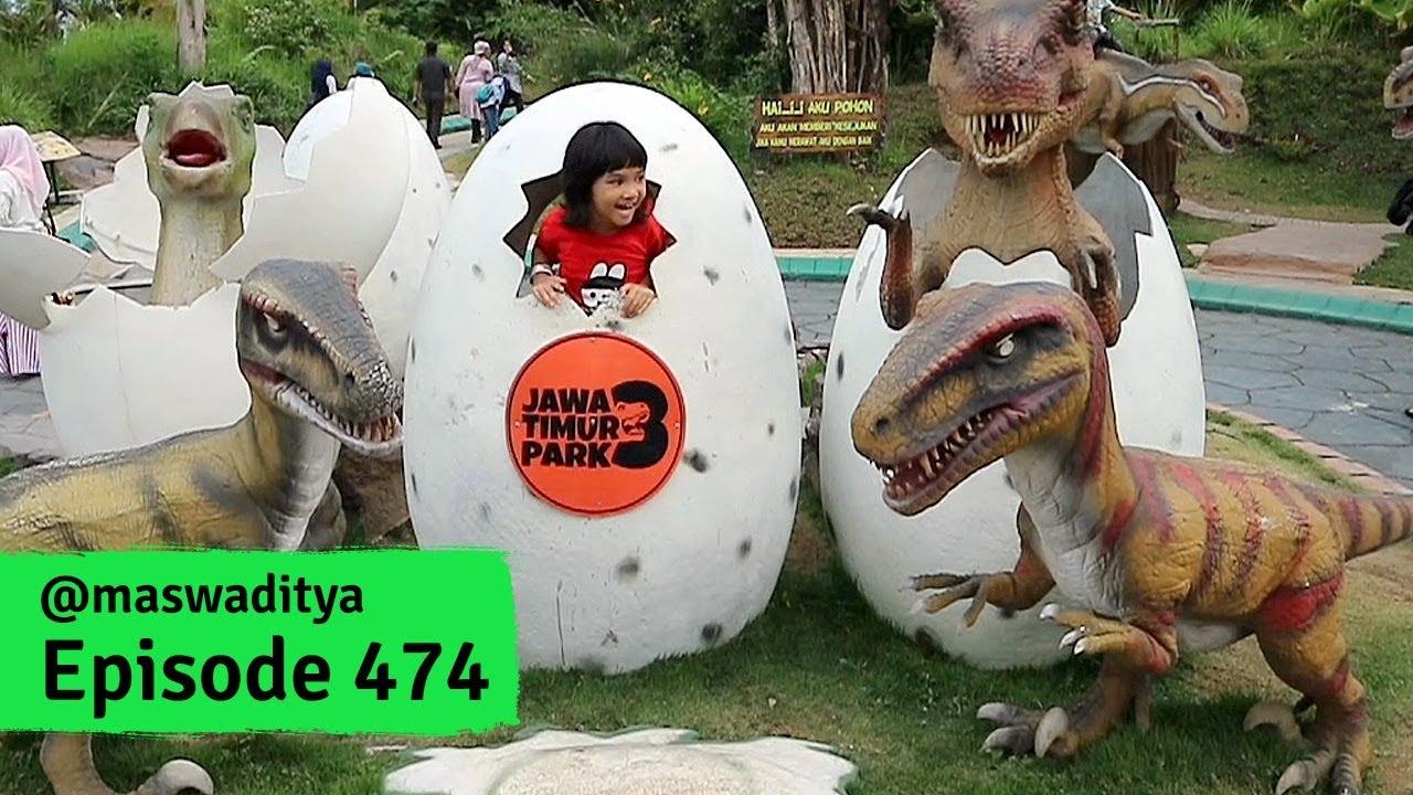 Ternyata Kulit Dinosaurus Seperti Squishy Jatim Park 3 1 2