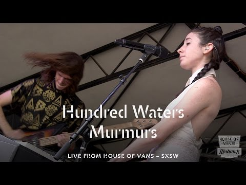 """Hundred Waters performs """"Murmurs"""" at SXSW"""