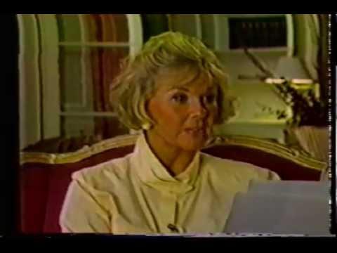 DORIS DAY - GARY COLLINS INTERVIEW - 1985