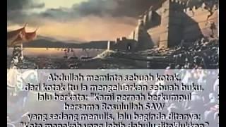Repeat youtube video Tentang Dalil akan Tegaknya Khilafah Atas Ummat Islam - Sebarkan video ini