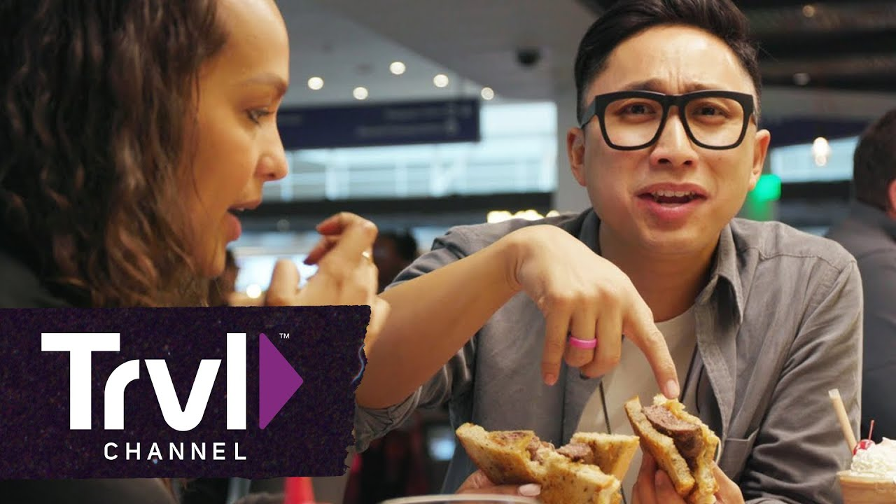 The Best Food at Los Angeles International Airport - Travel Channel