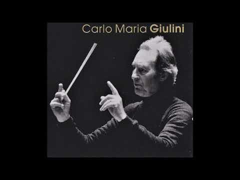 """Bruckner """"Symphony No 9"""" Carlo Maria Giulini"""