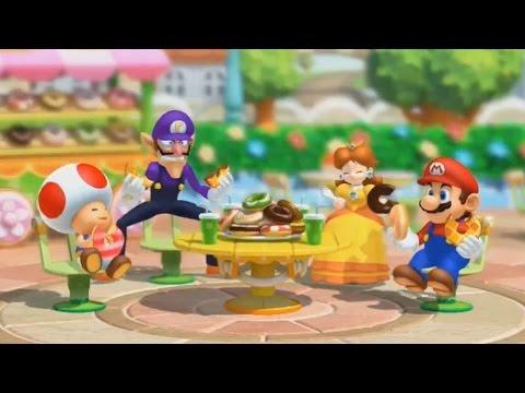 Mario Party 10 - All 71 Minigames