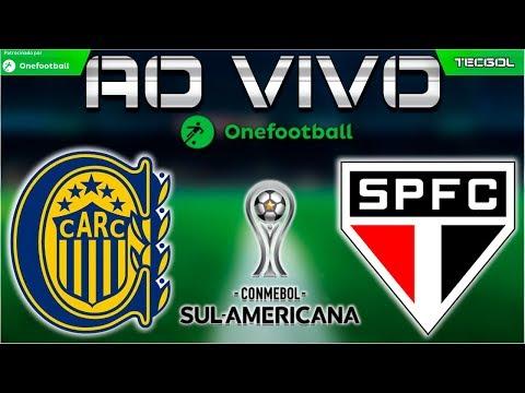 Rosario Central 0x0 São Paulo   Copa Sul-Americana 2018   Primeira Fase   12/04/2018
