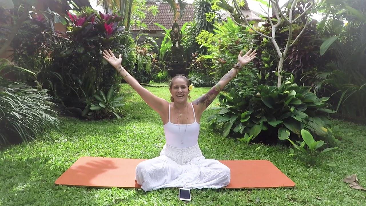 Sattva Yoga for Detox - YouTube