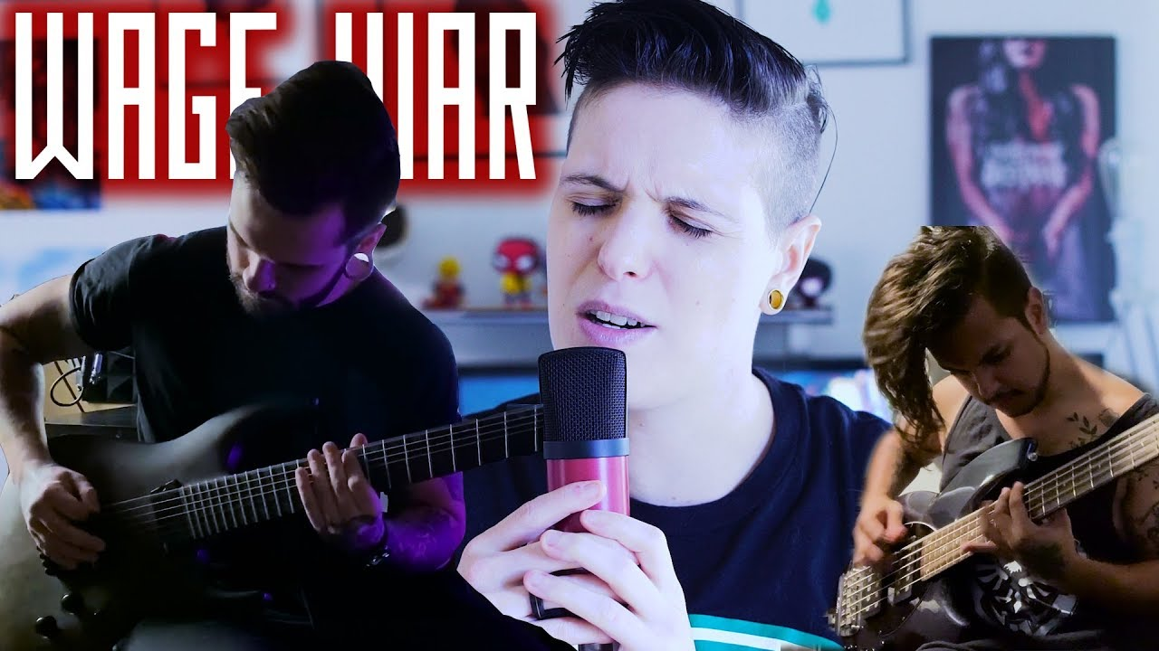 Wage War - Low Cover (Feat. Michael Labelle & Rian Cunningham)