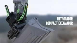 Download lagu New Volvo Compact Excavator Tiltrotator MP3