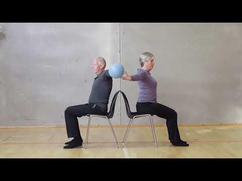 Stoletræning - Skulderstabilitet og bevægelighed
