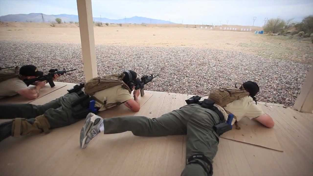 Pima County Sheriff's Basic Law Enforcement Training Academy