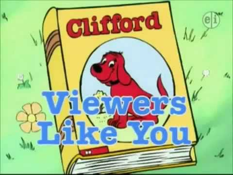 Clifford The Big Red Dog Pbs Funding Credits  Versions