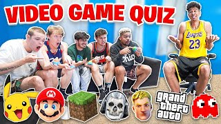 The Hardest Video Game Quiz Ever!