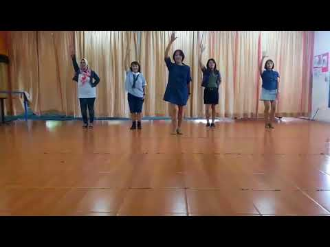 Goyang Maju Mundur Kiri Kanan, By Rika & Friends Line Dance