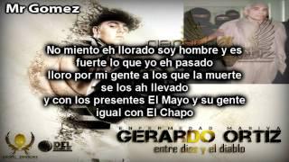 Gerardo Ortiz - Leyenda Don Caro Quintero |2011 Estudio Oficial|