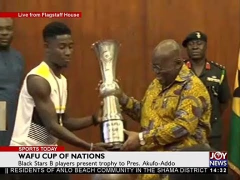 WAFU Cup of Nations - Joy Sports Today (26-9-17)