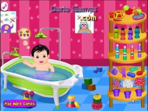 لعبة تربية الاطفال