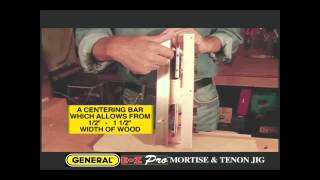 Mortice & Tenon Jig #870 1 Of 5 Introduction