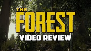The Forest PC Game Review (V0.53c)