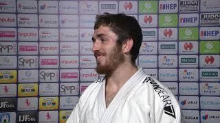 -66kg Alberto Gaitero Martin Gold medal (ESP) Zagreb GP 19