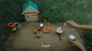 Miniature Sawaiyan | Pakistani Noodles Recipe | Tiny Food Secrets #1