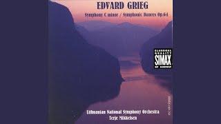 Symphonic Dances, Op. 64 - Allegro Moderato E Marcato