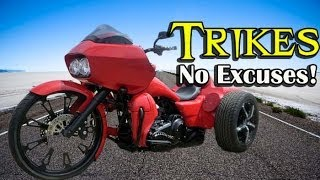 TRIKES - Option For Disabled Riders  - No Excuses NOT To Ride