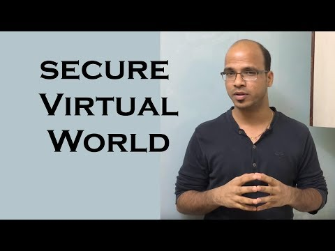 Are you secure in Virtual World? | Someone is watching you | Tape your Webcam