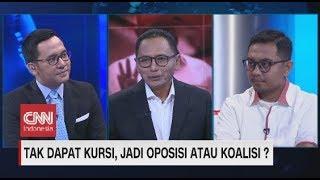 PAN: Jangan Terjebak Dikotomi Oposisi atau Koalisi