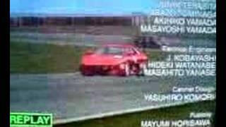 Ferrari F355 Challenge Arcade Machine Ending