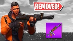 This Is Why The Burst Assault Rifle Was Removed From Fortnite
