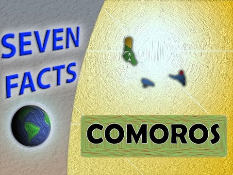 7 Facts about Comoros