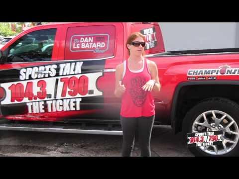 Amanda Lippman ALS Ice Bucket challenge