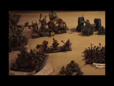 WFB Chat! 50 Halflings Vs Ogres MOOTFEST!