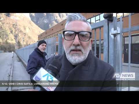 11/12/2019   CRISI SAFILO, LONGARONE TREMA...