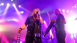 Gamma Ray - The Silence live @ Zeche Bochum 01.11.2015