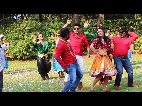 Shubhi Sharma New Bhojpuri Video Song Making | Rahul Singh /APNA SAMACHAR