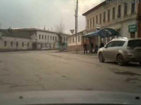 Дорога смерти г.Ефремов Тульская обл.