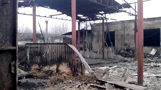 После пожара(Мебельная фабрика Алисгород Первомайск., 2014-04-14T16:07:47.000Z)