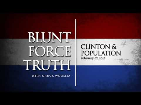 Blunt Force Truth Minutes - Clinton & Population