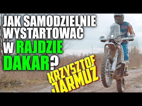 Rajd Dakar - jak wystartować samemu? Krzysztof Jarmuż i jego samotny projekt spełnienia marzeń.